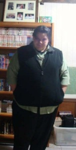Me 4 Years ago and 60 kilograms (132.27 pounds) heavier.